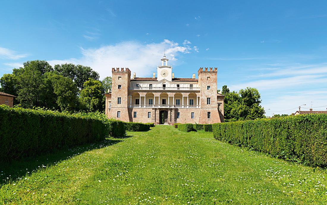Villa Medici del Vascello