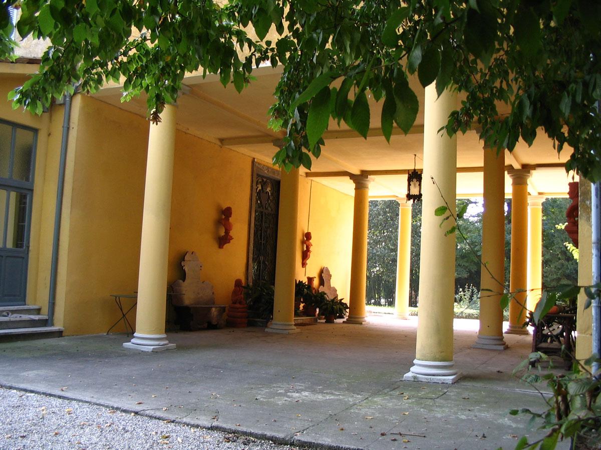 Rivarolo del Re ed Uniti | Villa Longari Ponzone