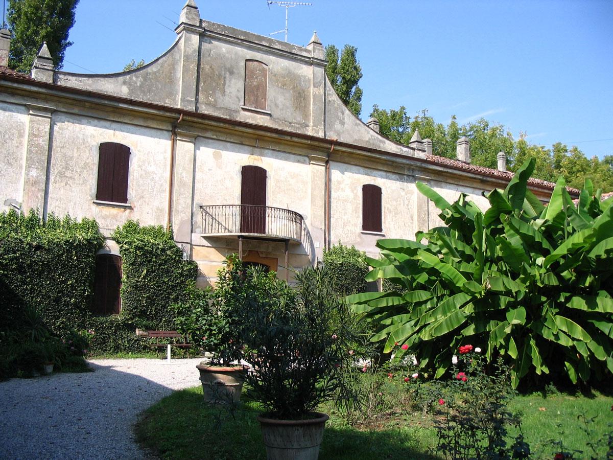 Rivarolo del Re ed Uniti   Brunelli BonettiRivarolo del Re ed Uniti   Villa Brunelli Bonetti