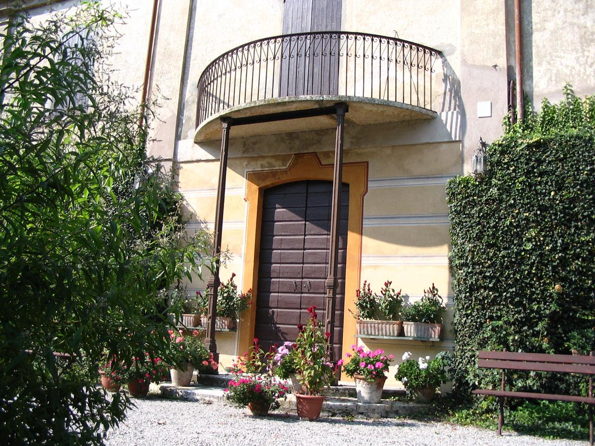 Rivarolo del Re ed Uniti   Villa Brunelli Bonetti