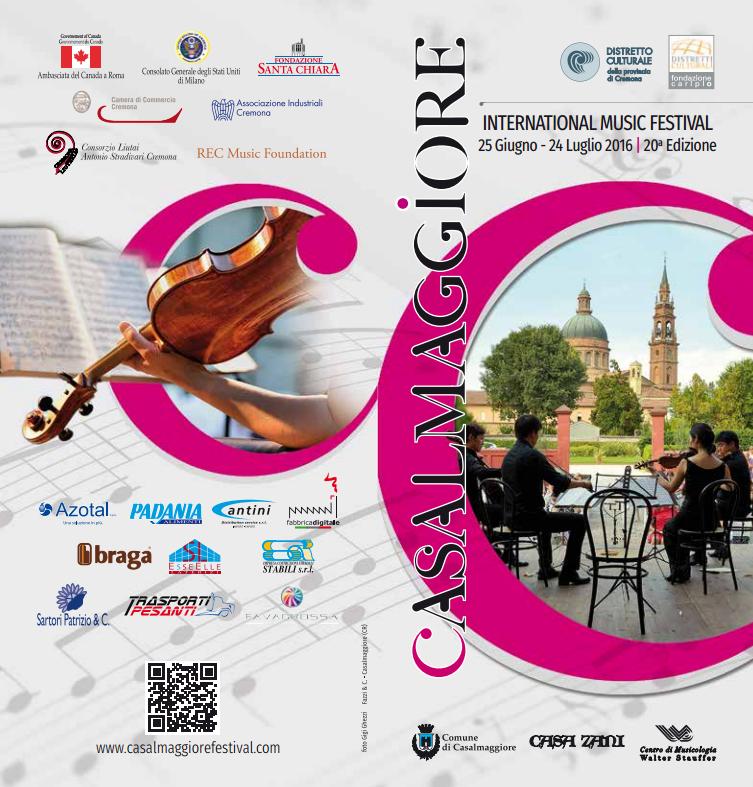 Casalmaggiore International Festival