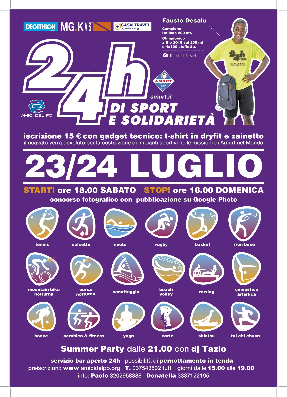 24 Ore di Sport